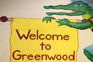 Greenwood Gator - Welcome!