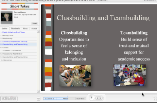 Equitable Classroom Practices 1-10