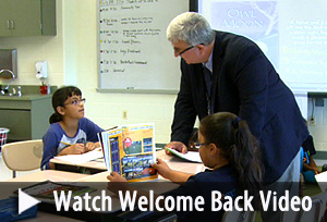 Welcome Back to School Video