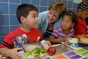 for Student Health and Nutrition - MCPS Staff Bulletin article