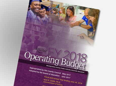 FY 2018 Operating Budget–Summary of Changes