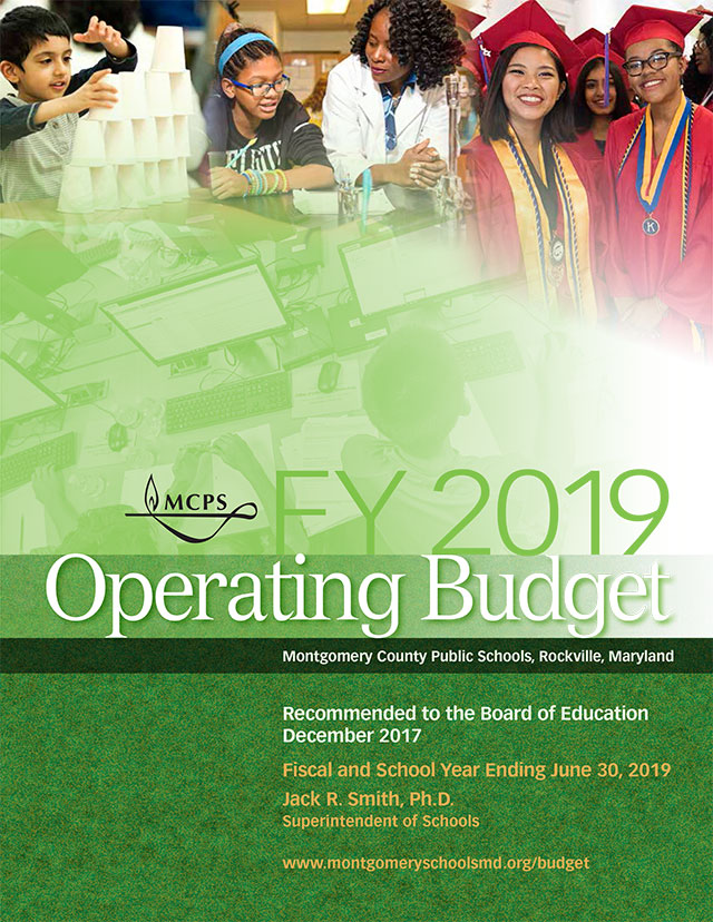 FY 2019 Recommended Budget