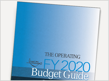 FY2020 budget submission guide