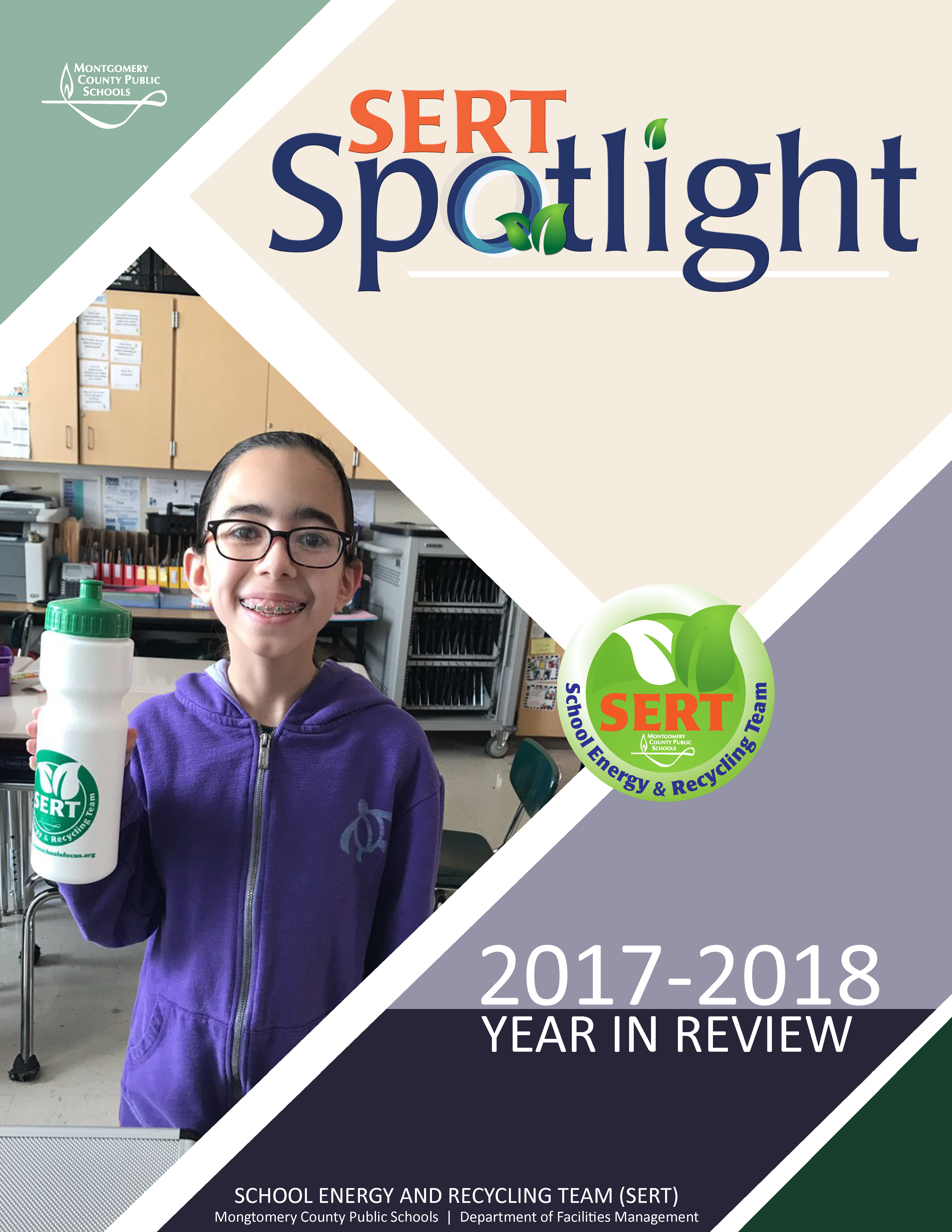 Click here to view all 10 issues of SERT Spotlight for the 2017-2018 school year.