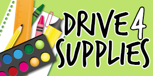 Click for information about the Drive for Supplies