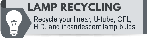 Click to find out how to recycle lamp bulbs