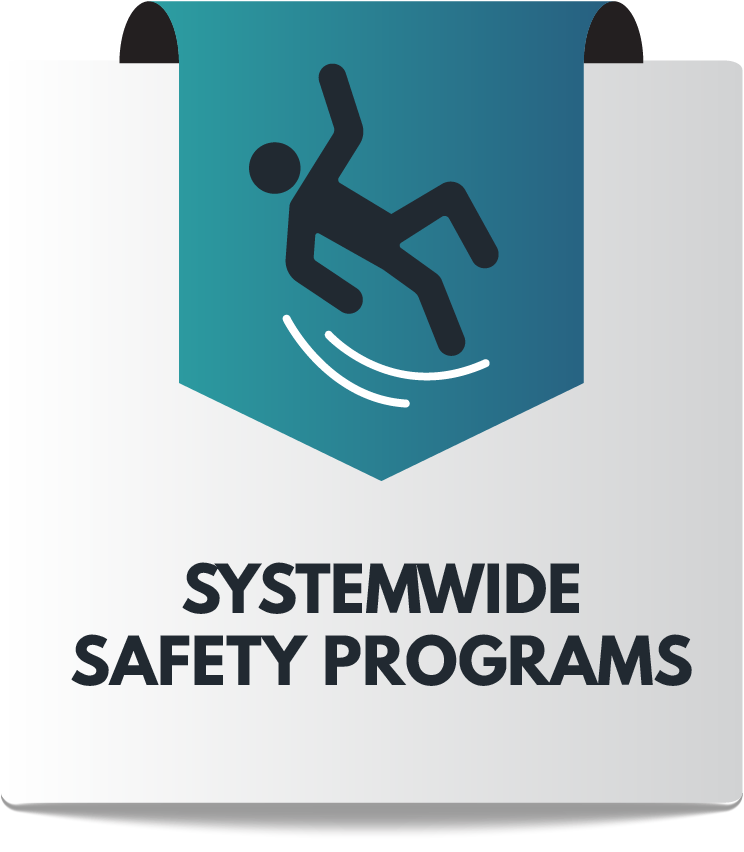 Click here to visit the Systemwide Safety Programs website.