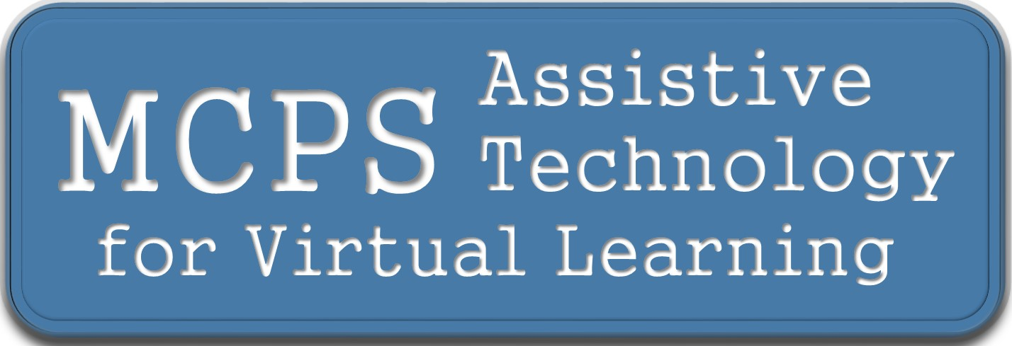 MCPS AT Virtual Learning
