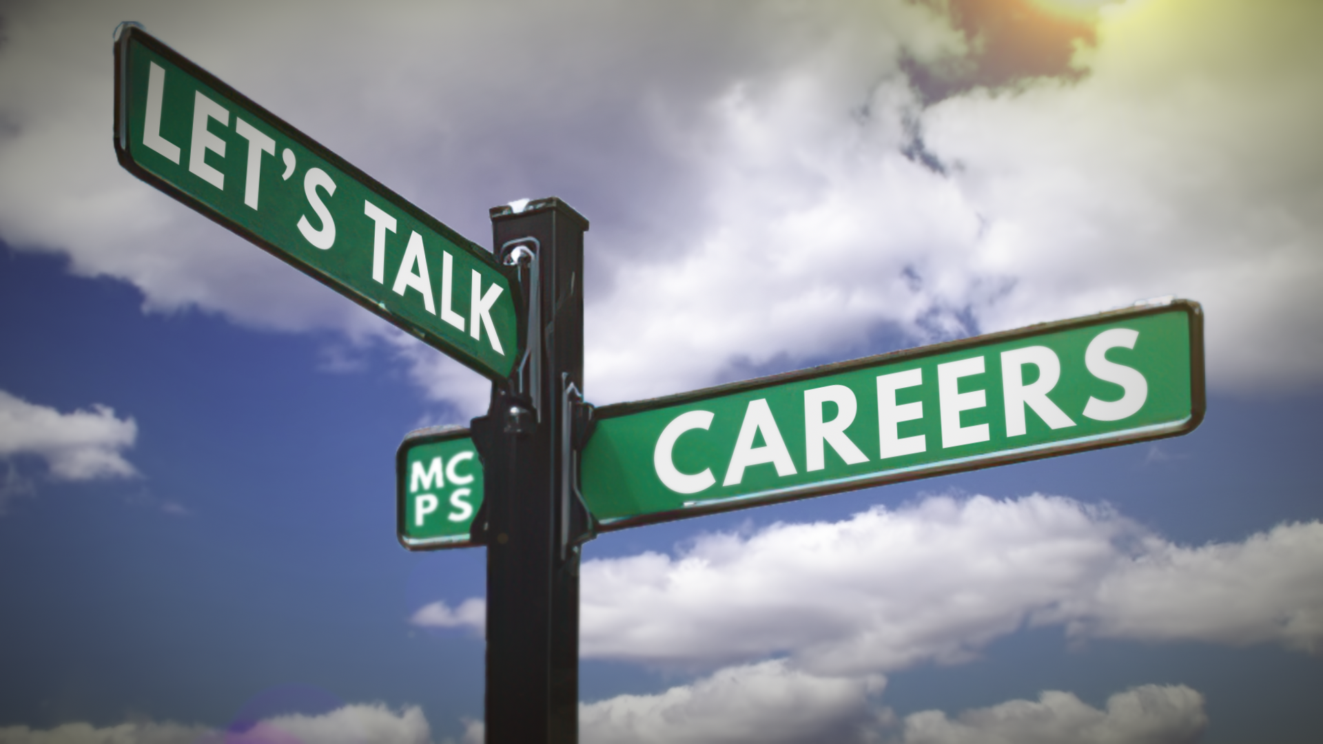 Let's Talk Careers Title