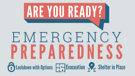 Emergency Preparedness Information