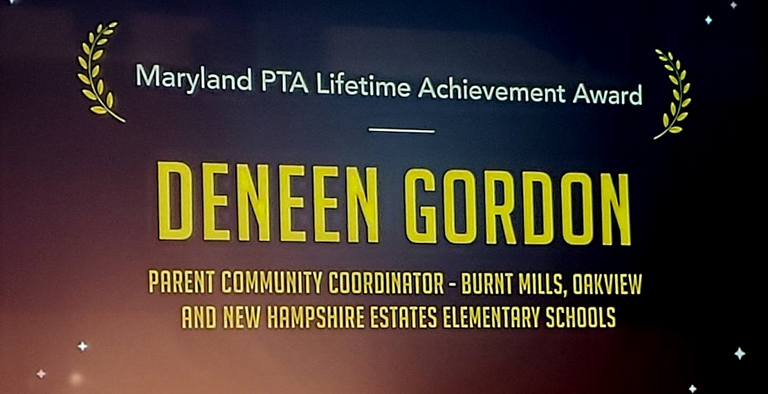 Deneen Gordon award