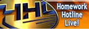Homework Hotline Badge