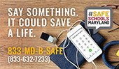 Safe Schools Maryland Tipline