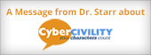 CyberCivility - Your Characters Count