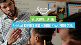 Read the MCPS 2017 Annual Report