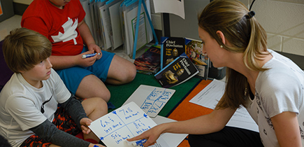 Curriculum review image