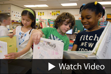 Baldrige in the Classroom - watch button
