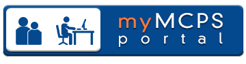myMCPS Portal access button