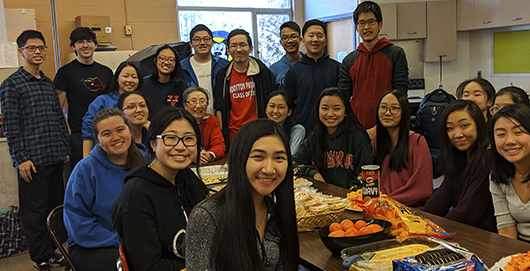Chinese Honor Society Party 2019