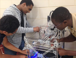 Academy of Engineering at Paint Branch High School